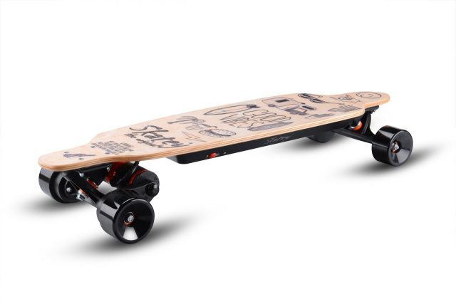 Skatey 3200 Lithium Wood-Art